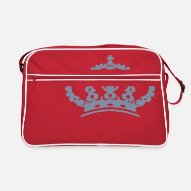 Crown Crown Crown - Retro Bag