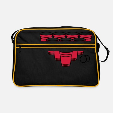 Mtv Beer Pong.eps - Retro Bag