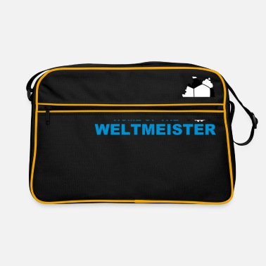 Ball germany home of the weltmeister 2 - Retro Bag