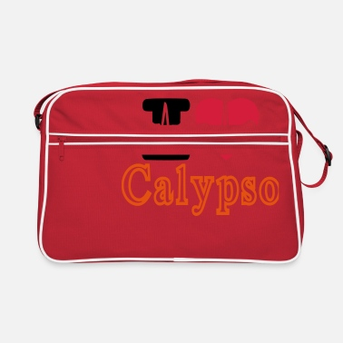 Calypso i love Calypso - Retrolaukku