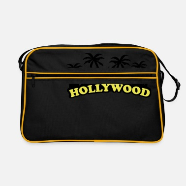 Hollywood hollywood - Retrotasche