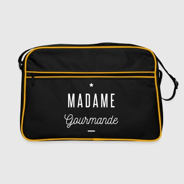 madame gourmande - Sac Retro