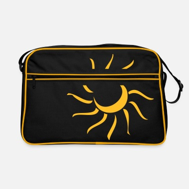 Summer Weather Sun Summer Weather - Retro Bag
