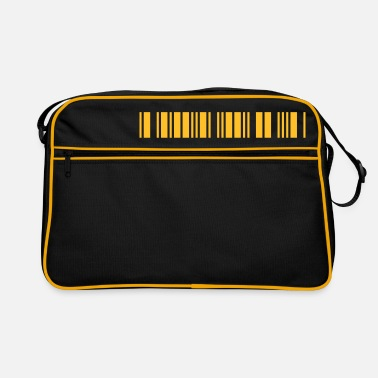 Birth barcode 1984 - Retro Bag