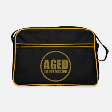 Age Aged to perfection - Retro Bag