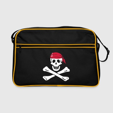 jolly roger pirate - Sac Retro