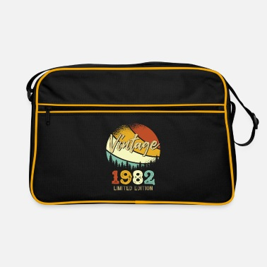 Birth Vintage 1982 Limited - Retro Bag