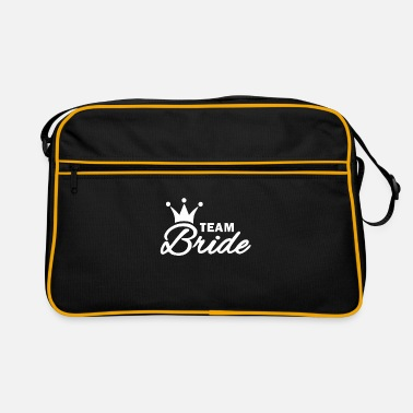 Bride Team Bride - Retro Bag