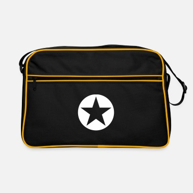 Single star single blackcircle single - Sac Retro