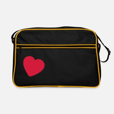 Cuore little heart NL - Retro-tas