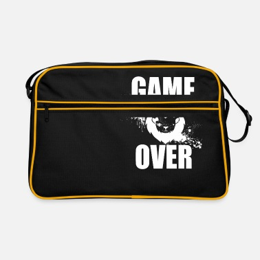 Game Over Gamer - Game Over - Retro taske