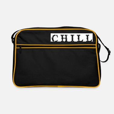 Chiller chill chill chill-out - Sac vintage