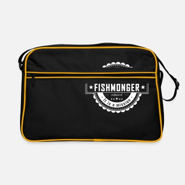 Fishmonger Fishmonger - Retro Bag