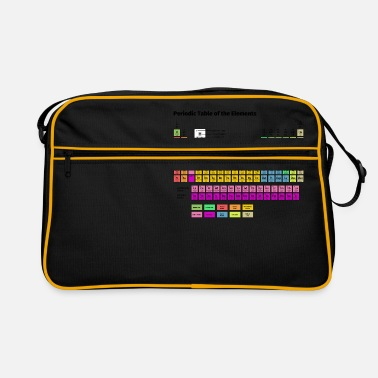 Periodic Table Periodic Table of the Elements - Retro Bag