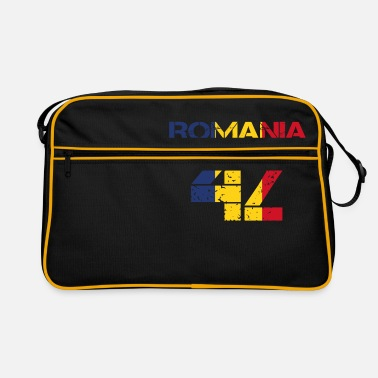 Number Football club team emm ROMANIA 42 - Retro Bag