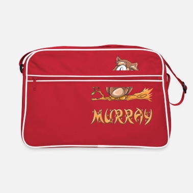 Murray Owl Murray - Retro Bag