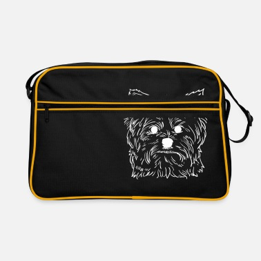 Image Dog Image - Retro Bag