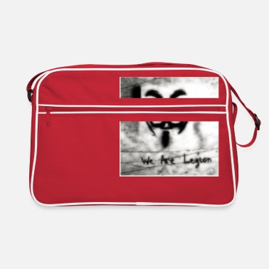Legion legion - Retro Bag