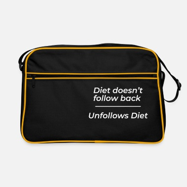 Diet Diet - Retro Bag