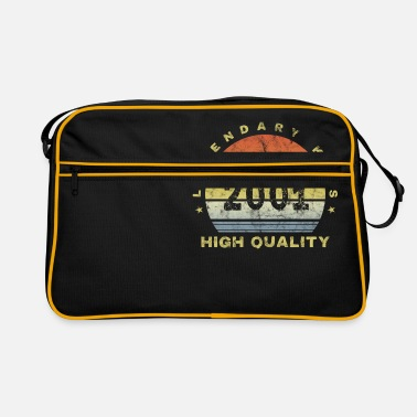 Legal Age Born in 2001 Millennium Children's Gift of a legal age - Retro Bag