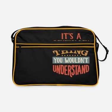 It's a psychology thing you wouldn't understand - Retro Bag