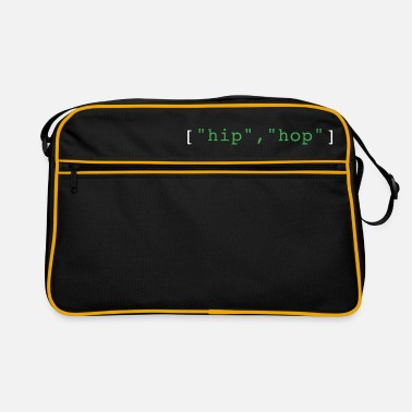 Array hip hop array - Retrotasche
