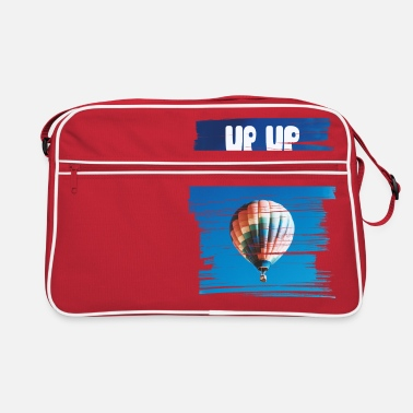 Up Up Up & Away - Retro Bag