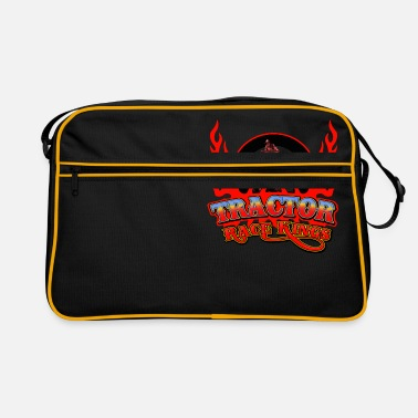 Tractor Race Kings - Retro Bag