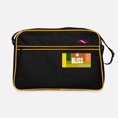 Bliss Ignorance is bliss - Retro Bag