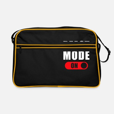 Beast Mode Beast Mode ON - Retro Bag