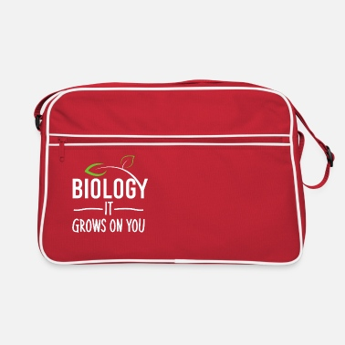 Organic Lk biology - Retro Bag