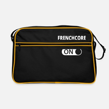 Frenchcore MODE ON FRENCHCORE - Retro Bag