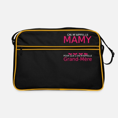 Mamy on m'appelle mamy - Borsa retrò
