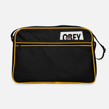 Obey Obey - Retrotasche