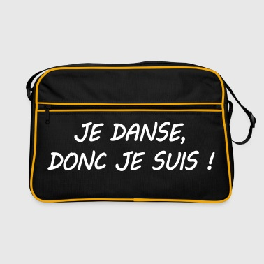 Citation danse - Sac Retro