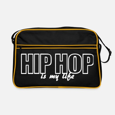 Hop hip hop is my life - Sac Retro