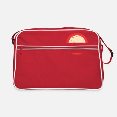 Clock Clock - Retro Bag