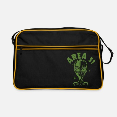Area AREA 51 - Retro Bag