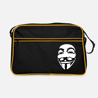 Anonymous VENDETTA - Retrotasche