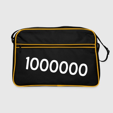 Lotto 1000000 - eushirt.com - Retro-tas