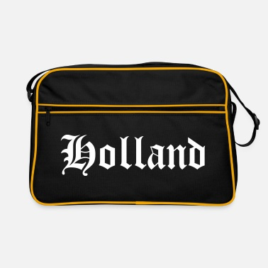 Hollande Holland - Sac Retro
