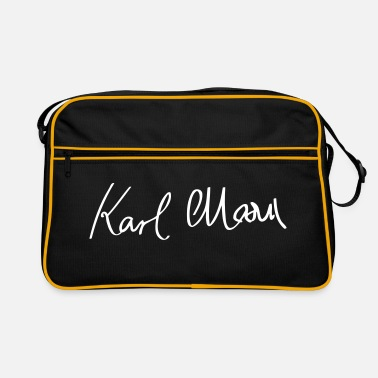 Marx Karl Marx - Retro Bag