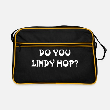 Hop Do you lindy - Sac Retro