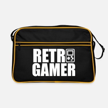 Retro Gaming Retro Gamer : Retro gaming - Torba retro