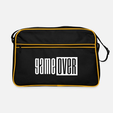 Gamer Game over deluxe - Retroväska