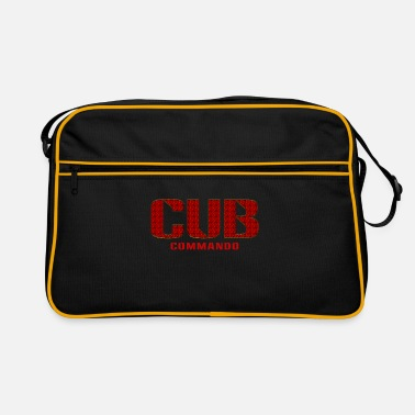 Commando Cub Commando tank - Retro Bag