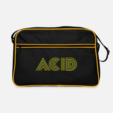 Acid House acid house techno - Bolsa retro