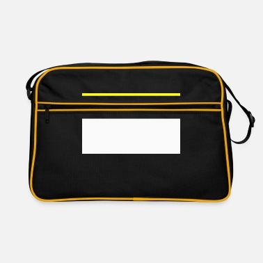 My Name Is My name is My name is name tag - Retro Bag