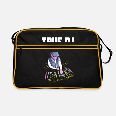 Dj True DJ - Retro Bag