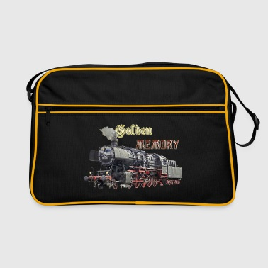 Golden Memories 2.png - Retro Tasche